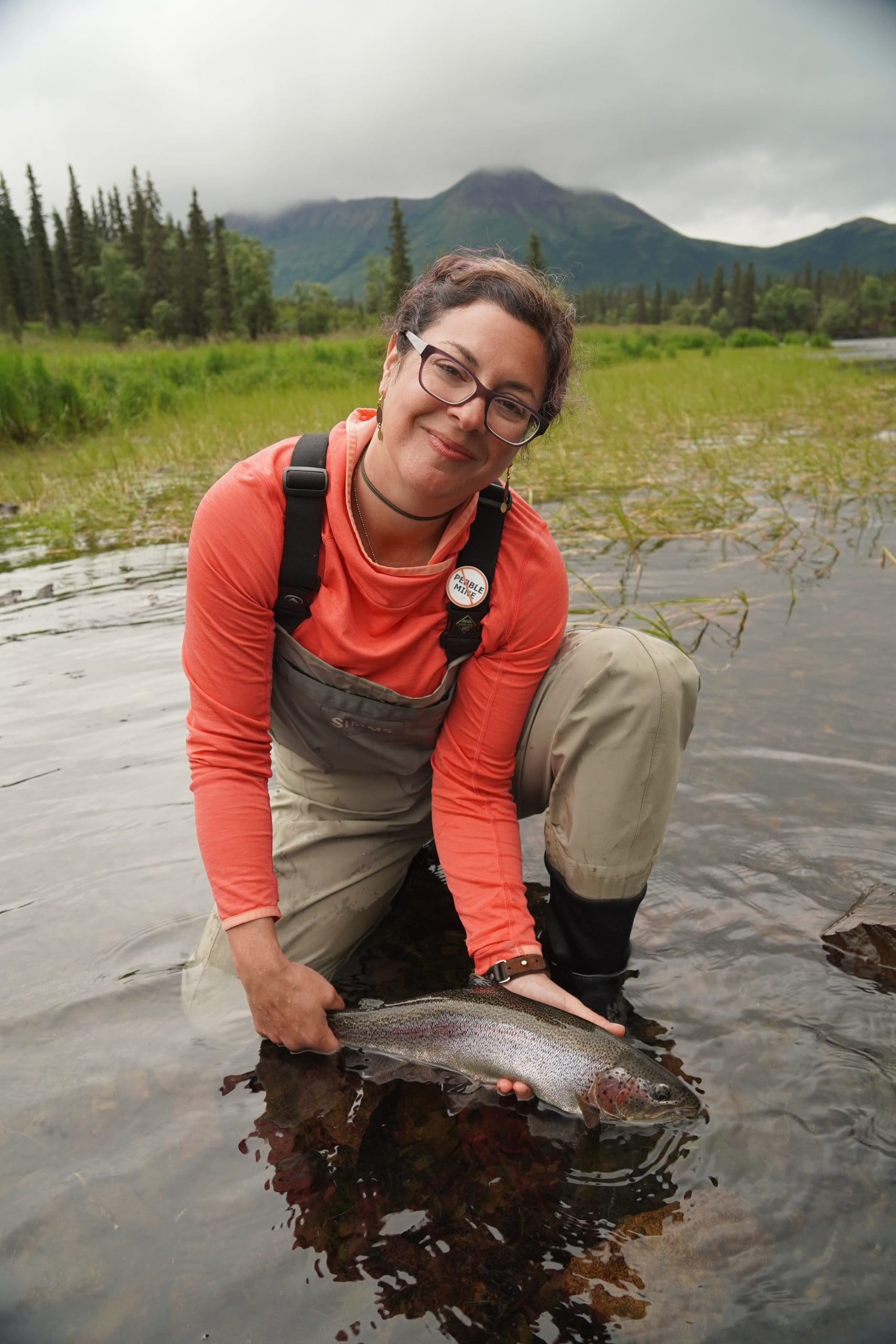 catch fish on your trip to alaska